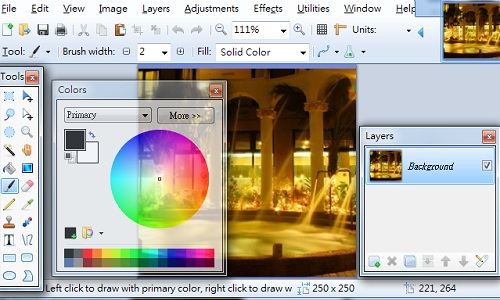 Paint.NET - the Best free image editing software for Windows