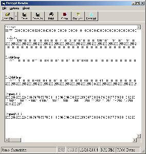 Encryption Reader in Visual Basic