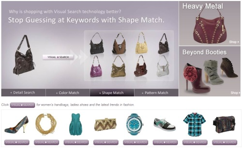 Like.com Visual Search Engine